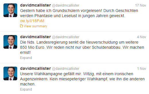 Tweets von David McAllister